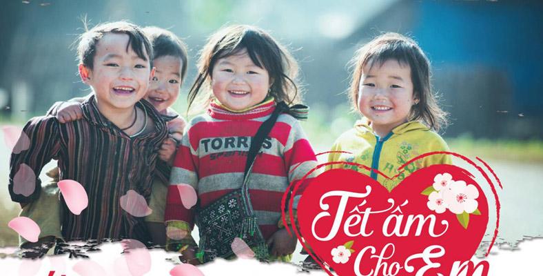 Hiểu về trái tim đồng hành cùng Swing for the children's Tet 2019