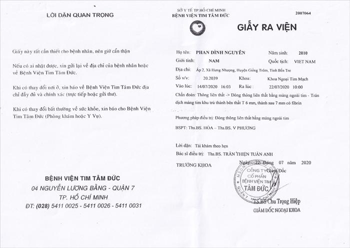 GRV Phan Dinh Nguyen.