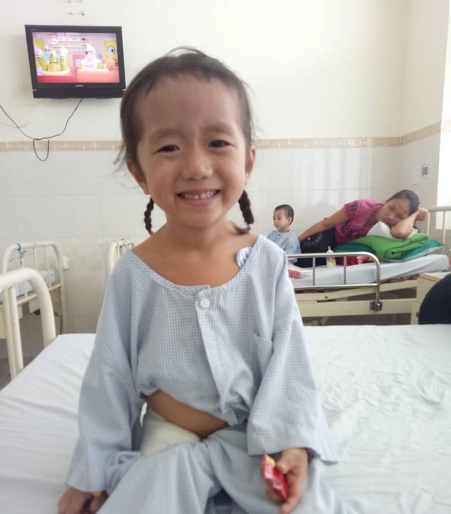 Quảng Nam-Lương Thị Ly Na sau CT.